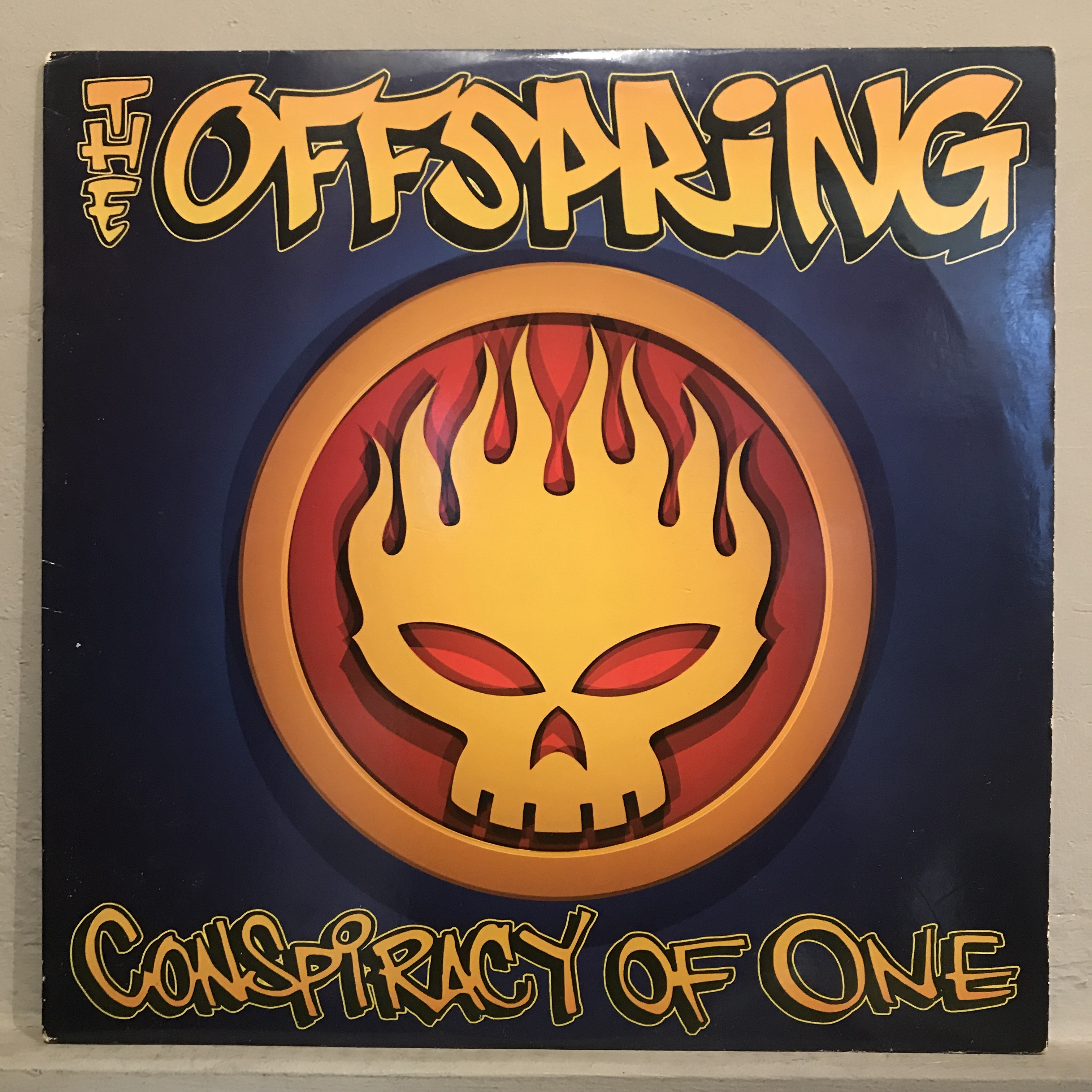 ●THE OFFSPRING / CONSPIRACY OF ONE