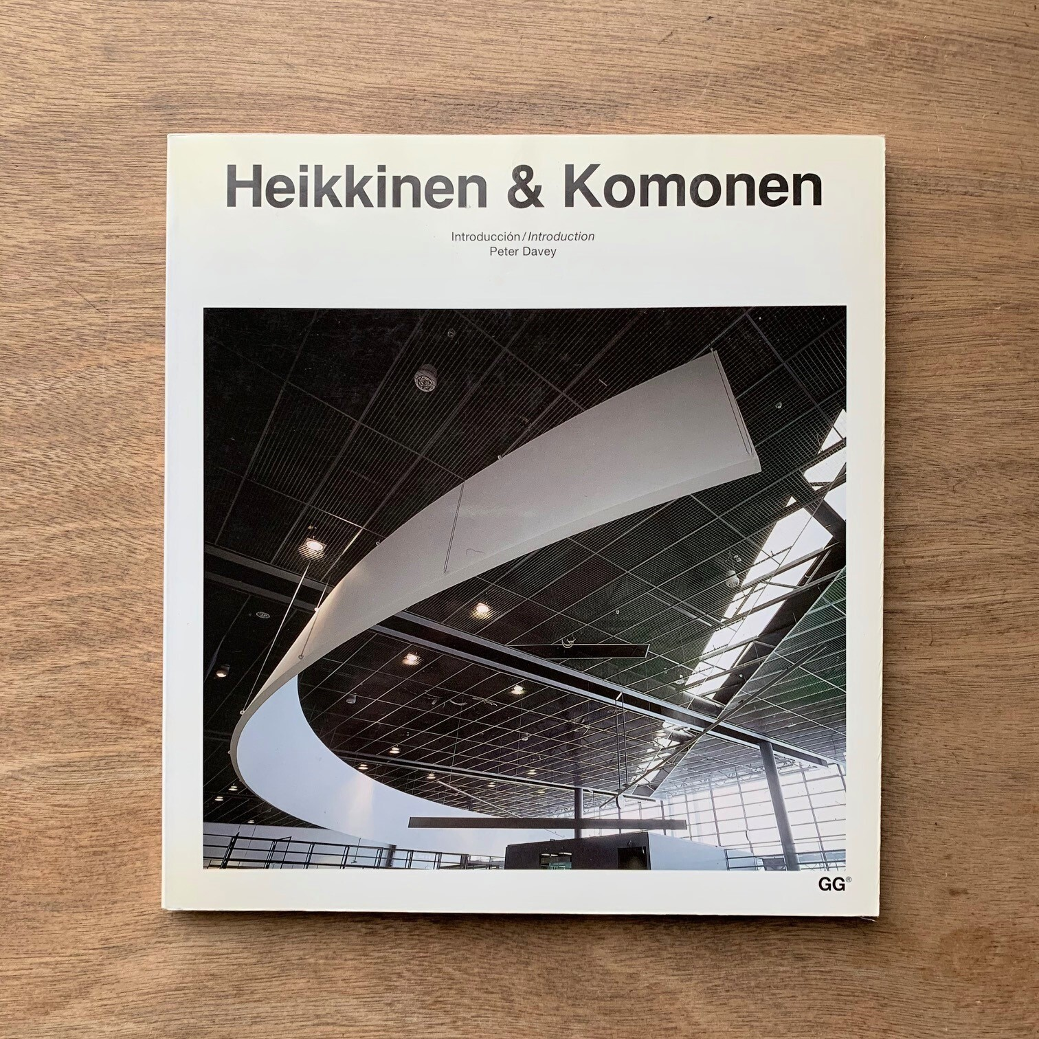 Heikkinen & Komonen  /  Current Architecture Catalogues
