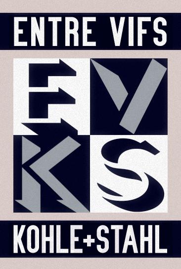 Entre Vifs - Kohle + Stahl  Tape - 画像1
