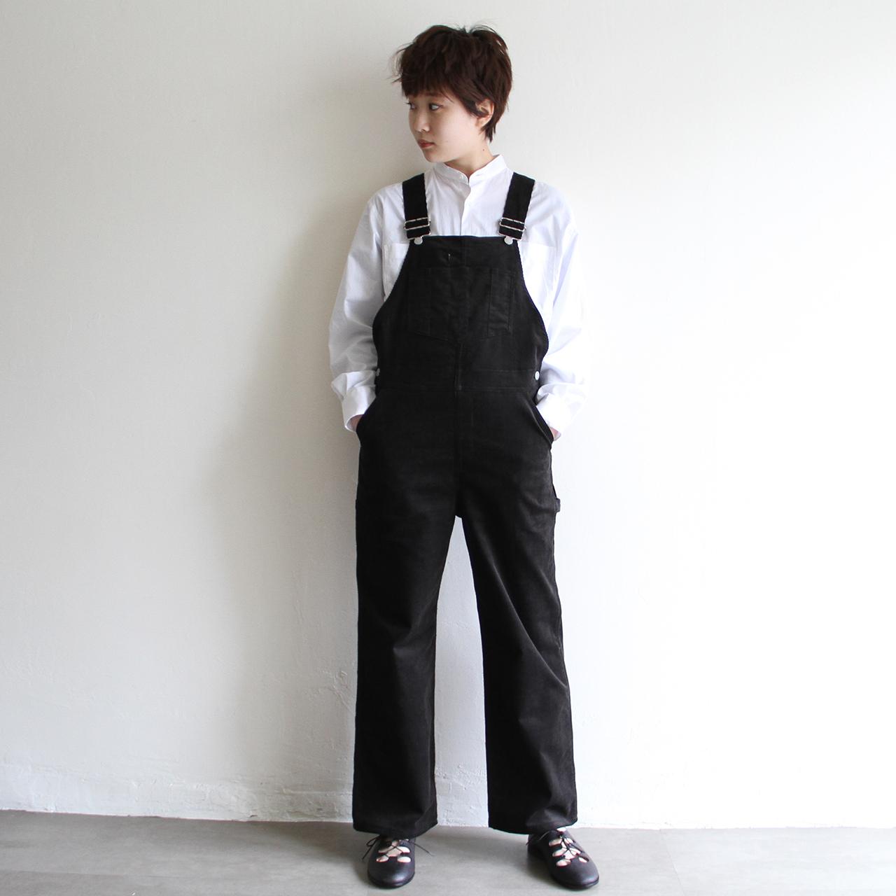 UNION LAUNCH【 womens 】corduroy overalls