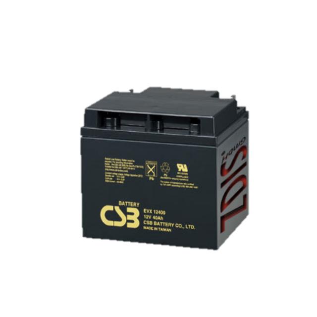 EVX12400  小形制御弁式鉛蓄電池 EVXシリーズ