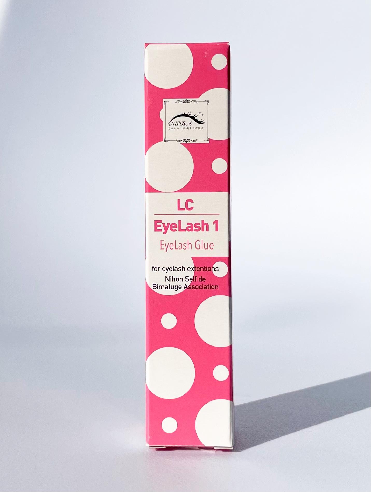 洗い流せるグルー『LC EyeLash 1』