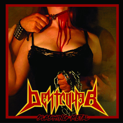 "DESTROYER ""Slashing Metal"" (輸入盤)"