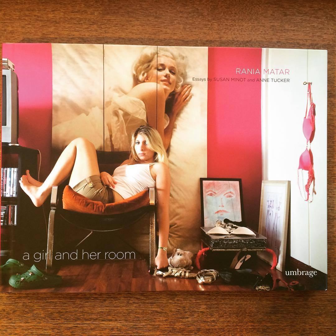 ラニア・マタール写真集「A Girl and Her Room/Rania Matar」 - 画像1