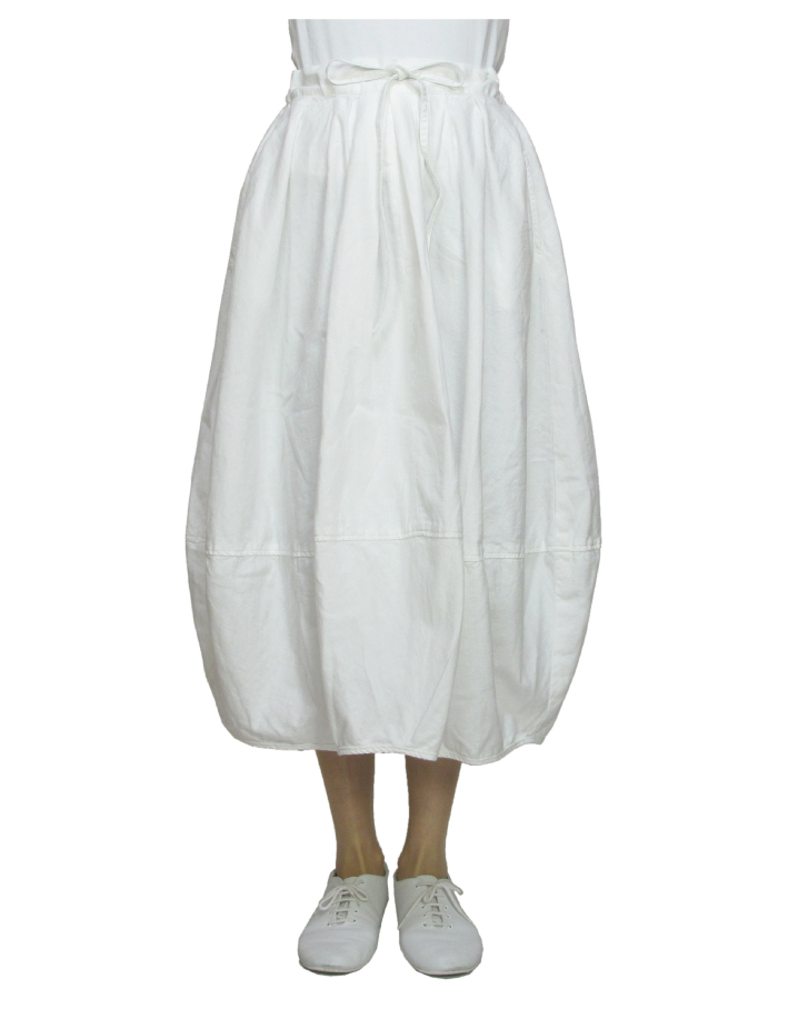 FS tack cocoon skirt Lot:25010 - 画像1