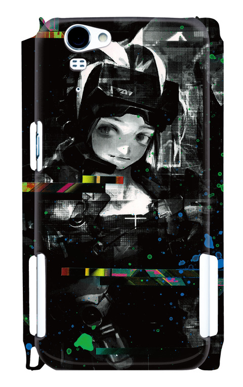 (AQUOS PHONE ZETA SH-01F)STRAIGHT