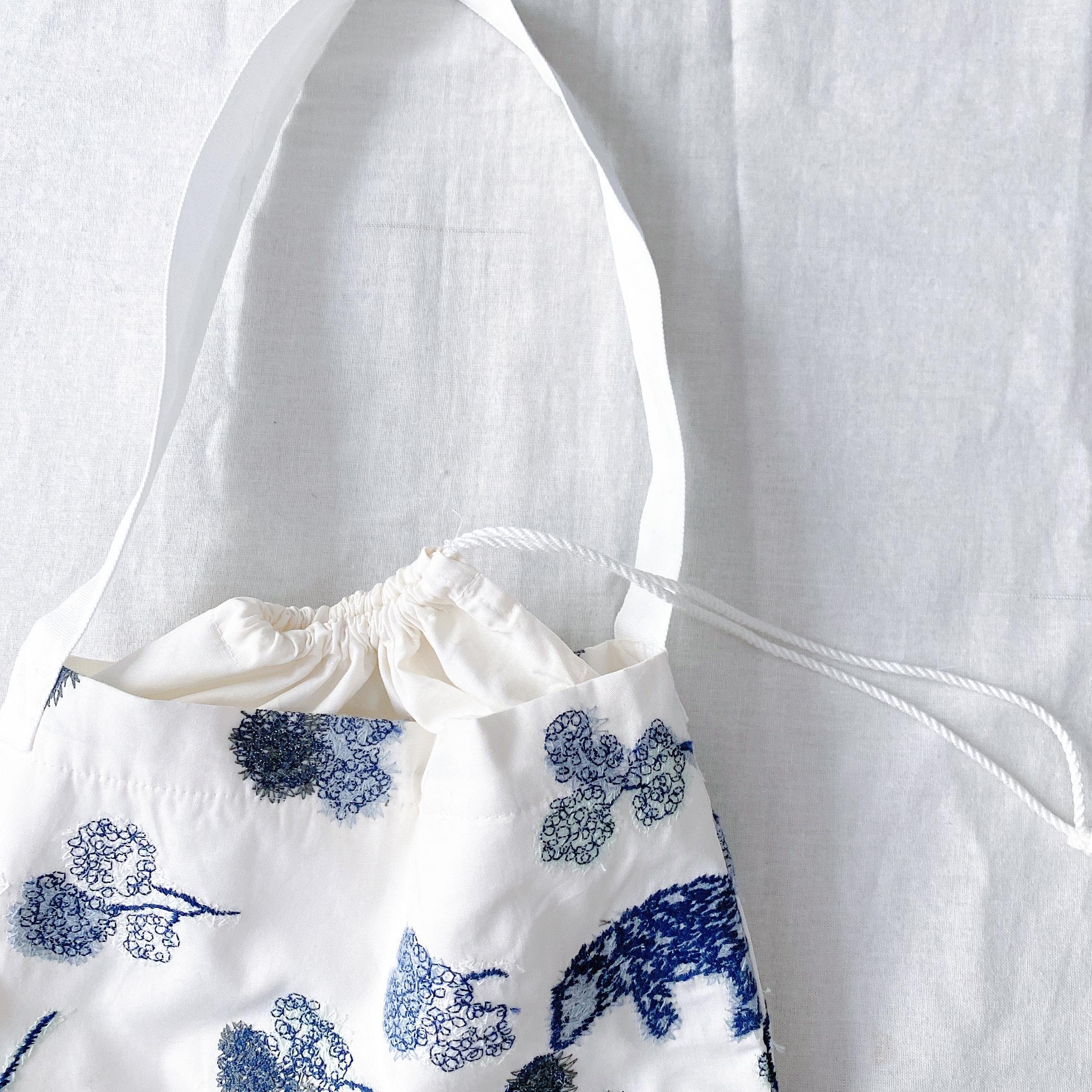 haupiaパセリの森のバッグ