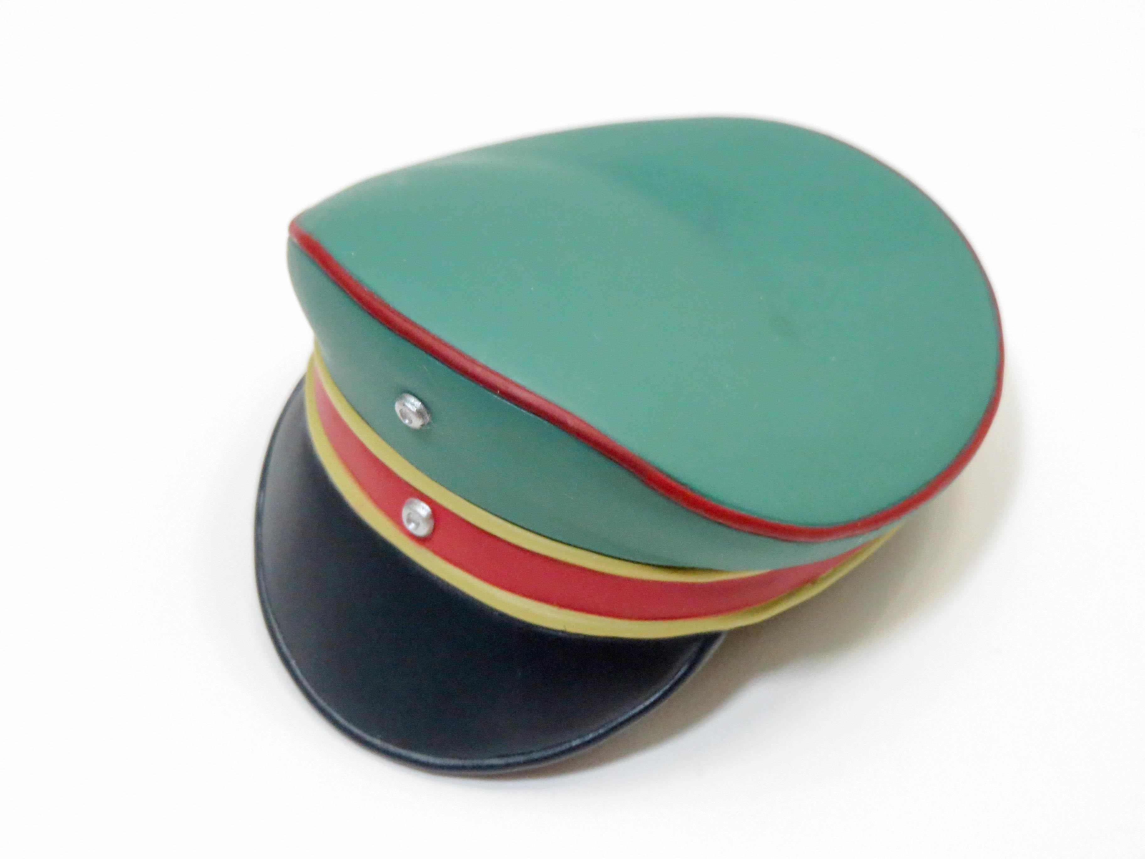 【784】 ターニャ・デグレチャフ 小物パーツ 軍帽 ねんどろいど