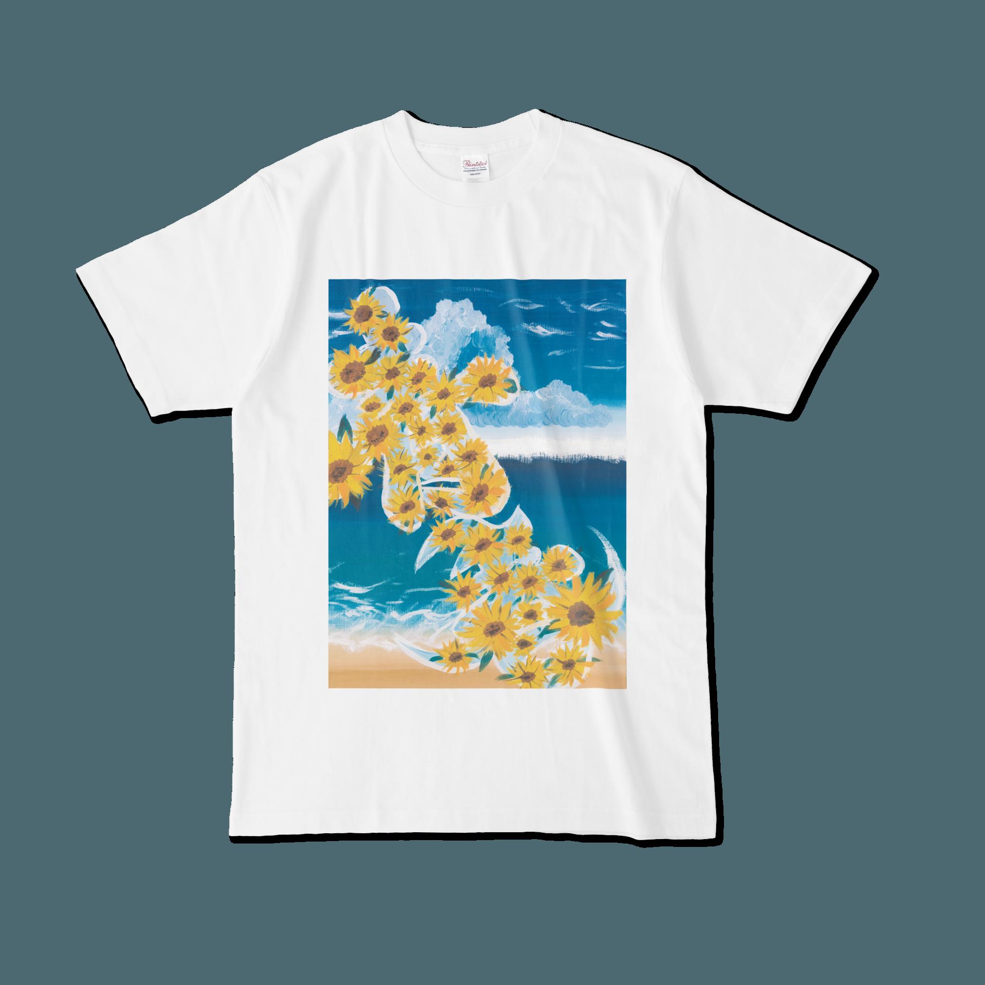 【税込・送料無料】ゆうきりんデザインTシャツ「私の夏2020」
