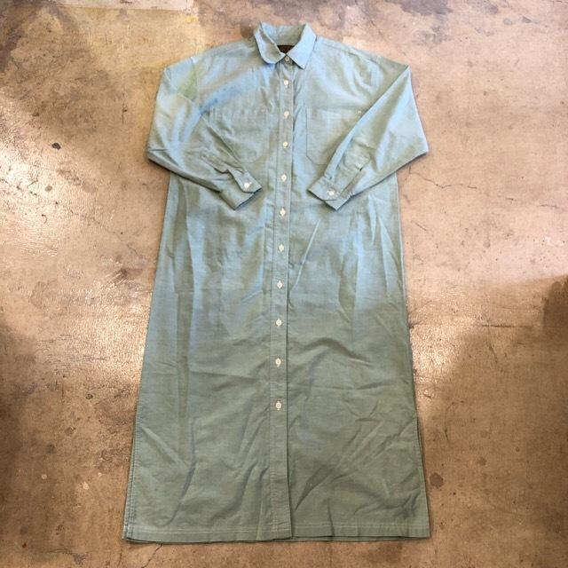 Eddie Bauer 80's Shirt Onepiece