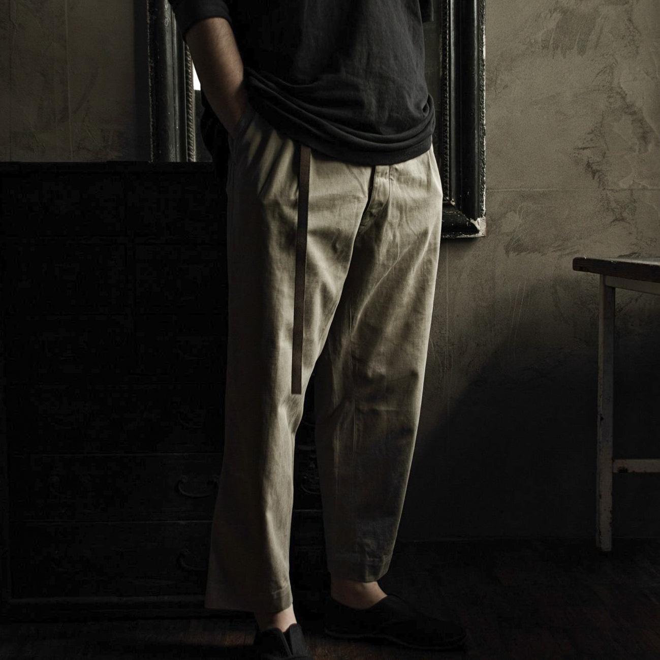 Italy chino pants