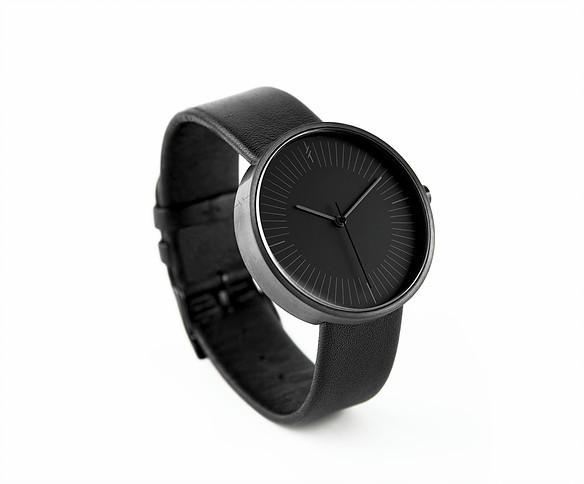 SIMPL GRAVITY BLACK 腕時計 - 画像2