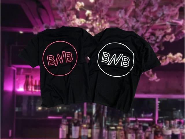 BNB Circle Logo Tee