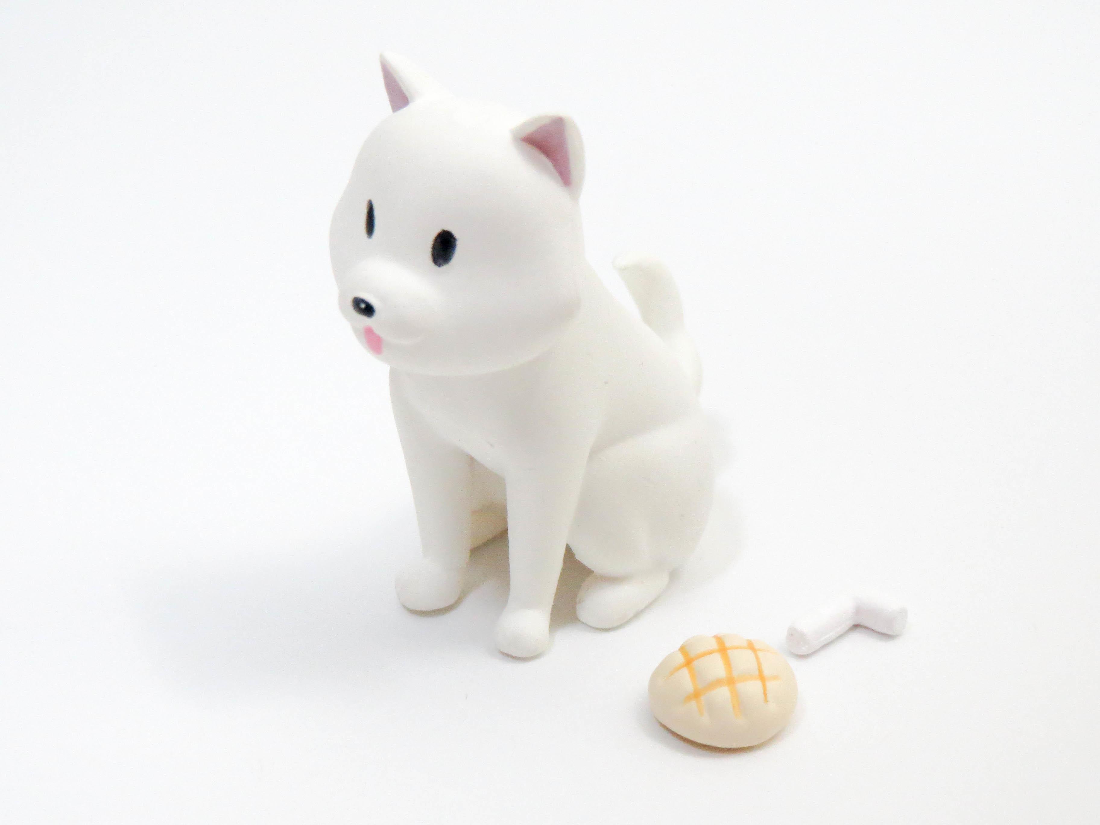 【972】 サターニャ 小物パーツ いつもの犬 ねんどろいど