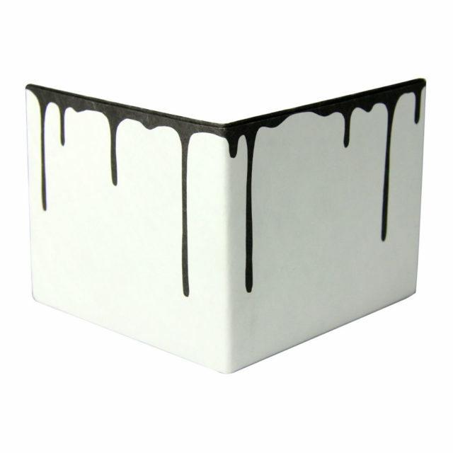 LIXTICK PAPER WALLET – DRIP BLACK / LIXTICK