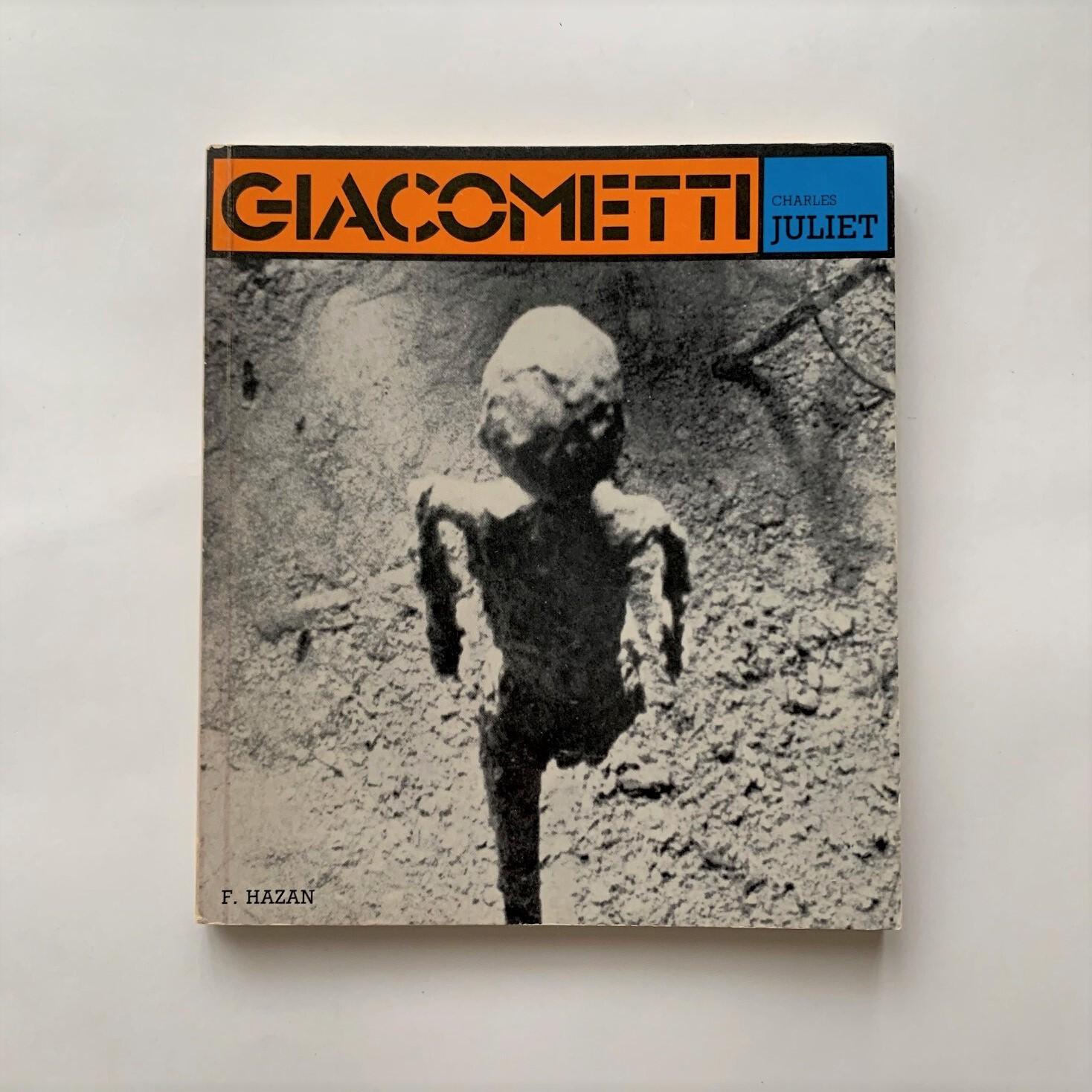 Giacometti   ジャコメッティ  /  Masters of modern art