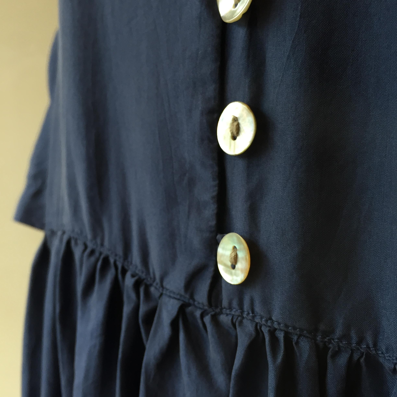 vintage silk onepiece