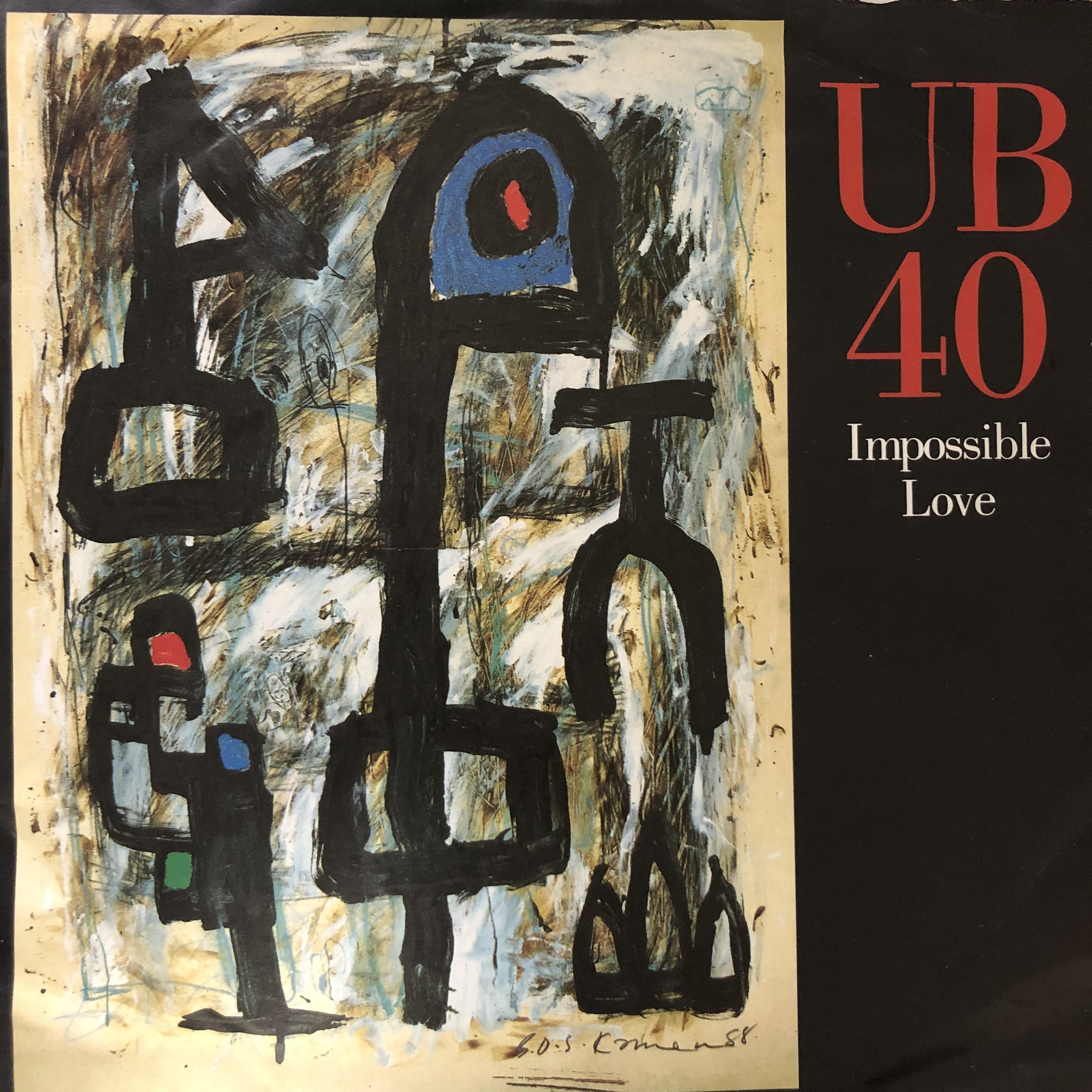 UB40 - Impossible Love【7-20544】