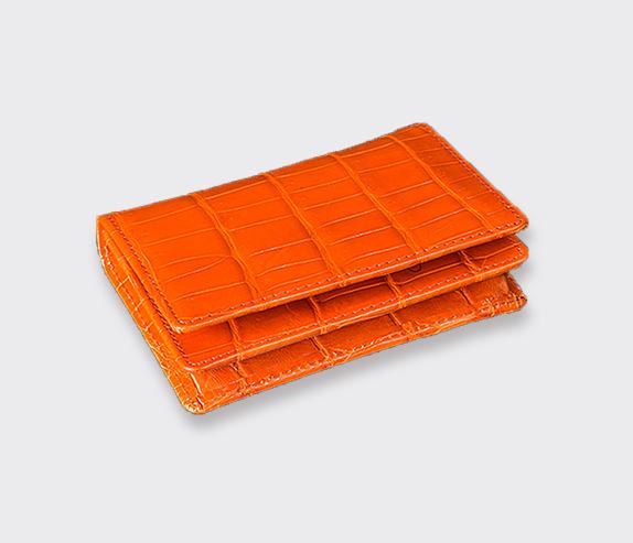 【Felillo】フェリーロ/CARD HOLDER【Orange】