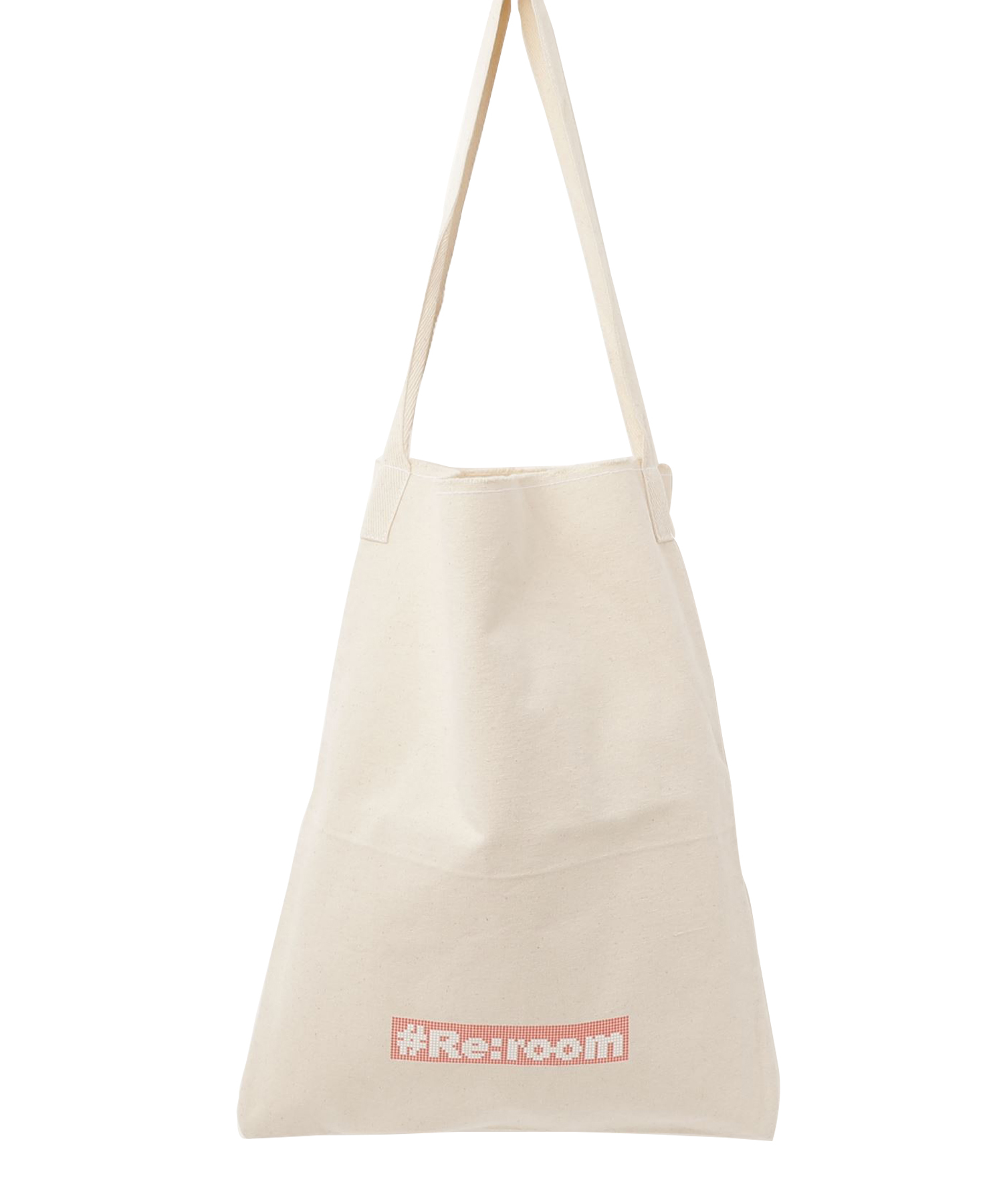 BOX LOGO DOT PRINT SHOULDER BAG[REB023]