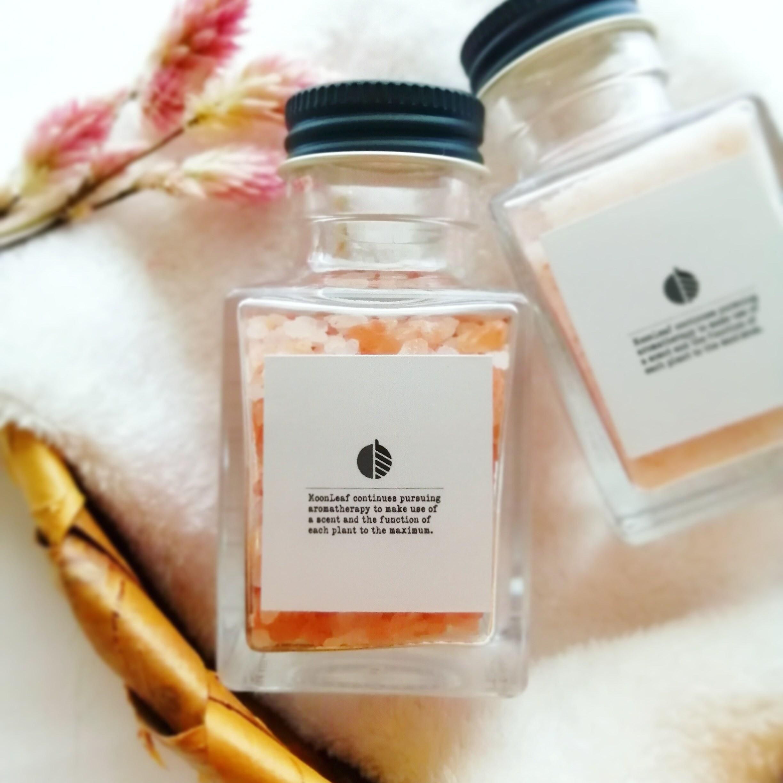 4種類の香り! 岩塩(粗粒タイプPK) 50g