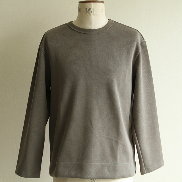 LAMOND  【 mens 】cotton crew neck
