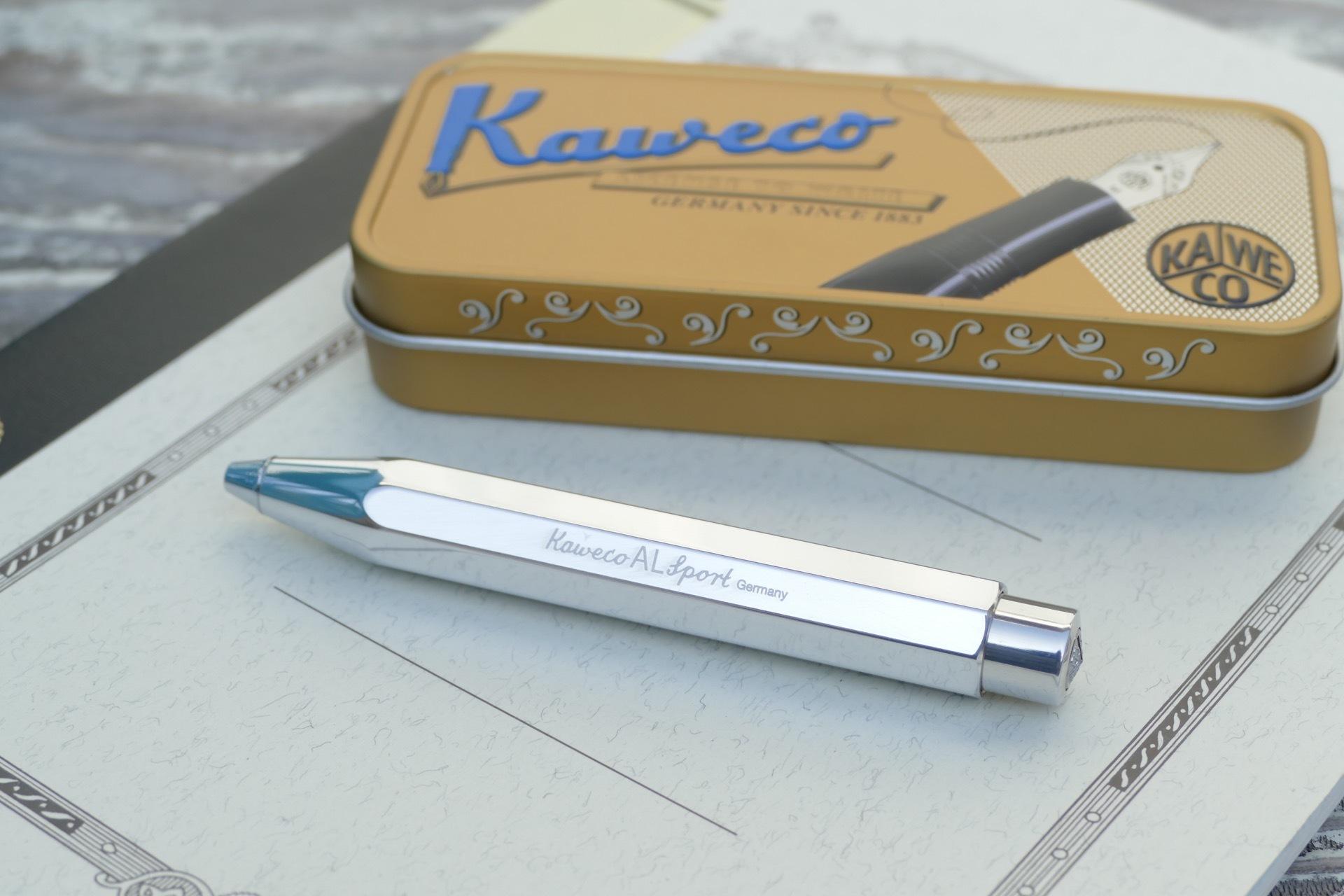 kaweco アルスポーツ ボールペン アルミ