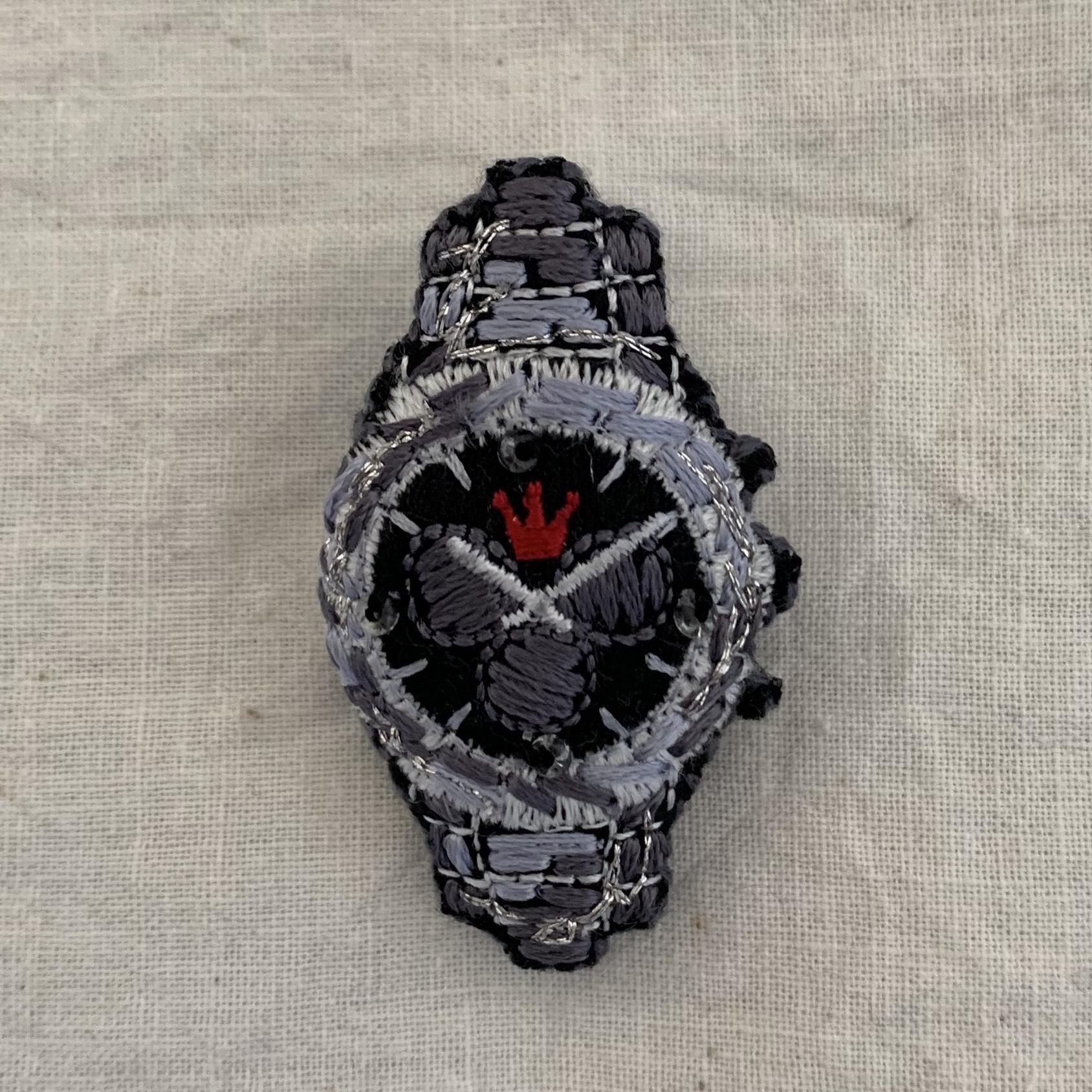 【LM】時計 / グレー