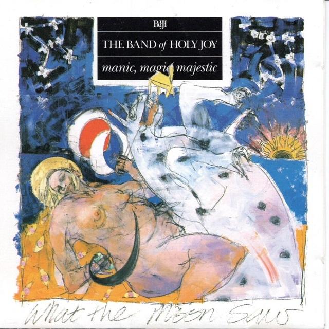 【CD・英盤】The Band Of Holy Joy / Manic, Magic, Majestic