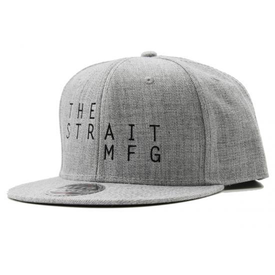 TSM SNAPBACK CAP #HEATHER