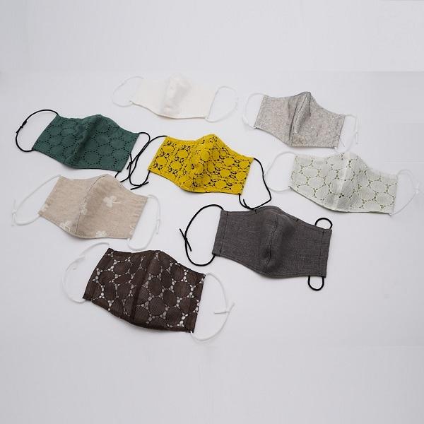 感染予防多機能マスク『錫しげマスク』summer