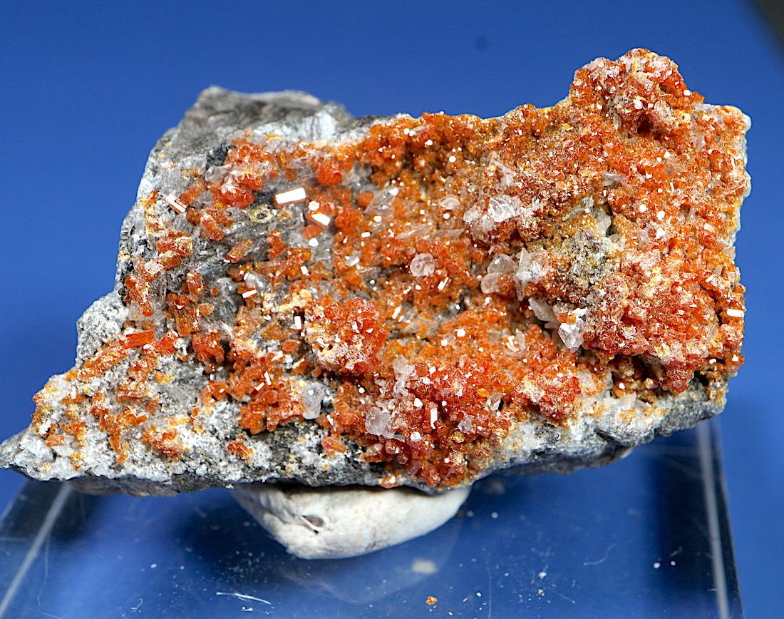 自主採掘!褐鉛鉱 バナジン鉛鉱   13,2g VND012  鉱物 天然石 パワーストーン 原石
