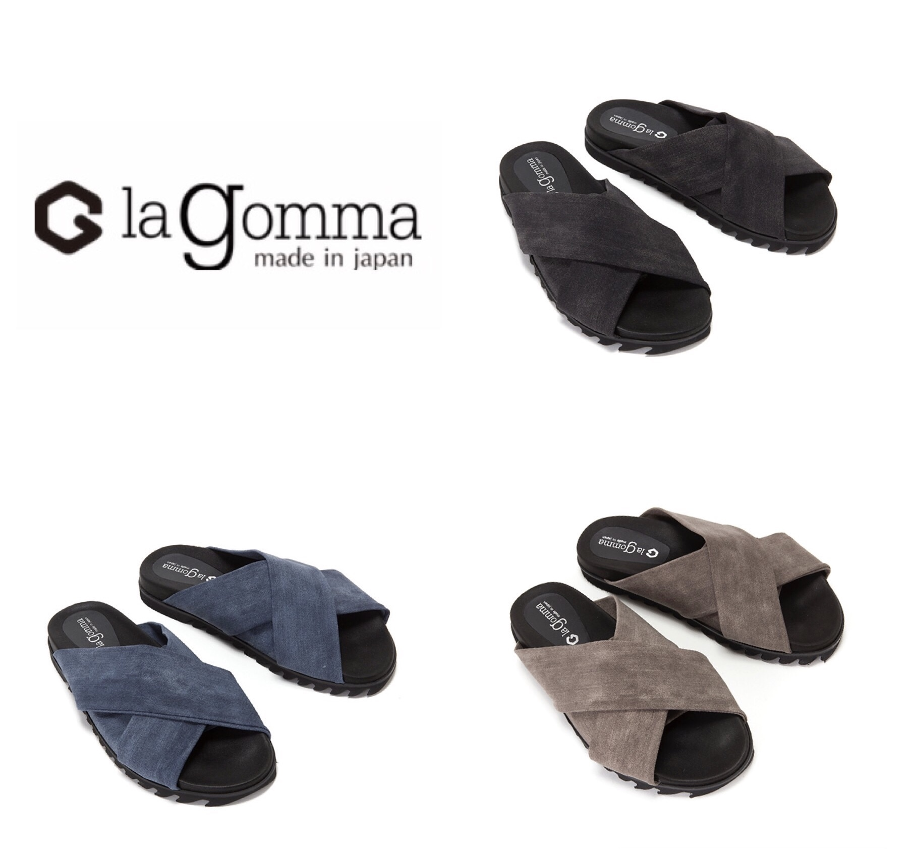 laGomma(ラゴンマ) / men's