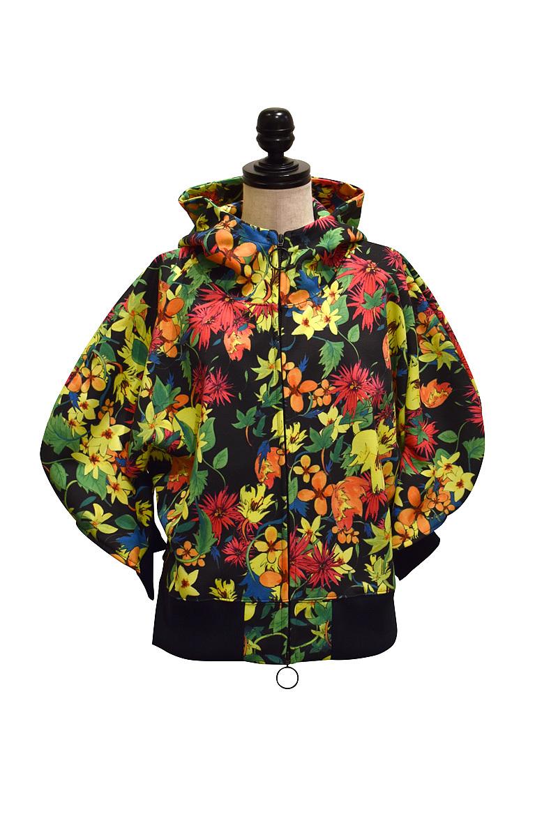 RIDDLEMMA / Warp hoodie / Flower