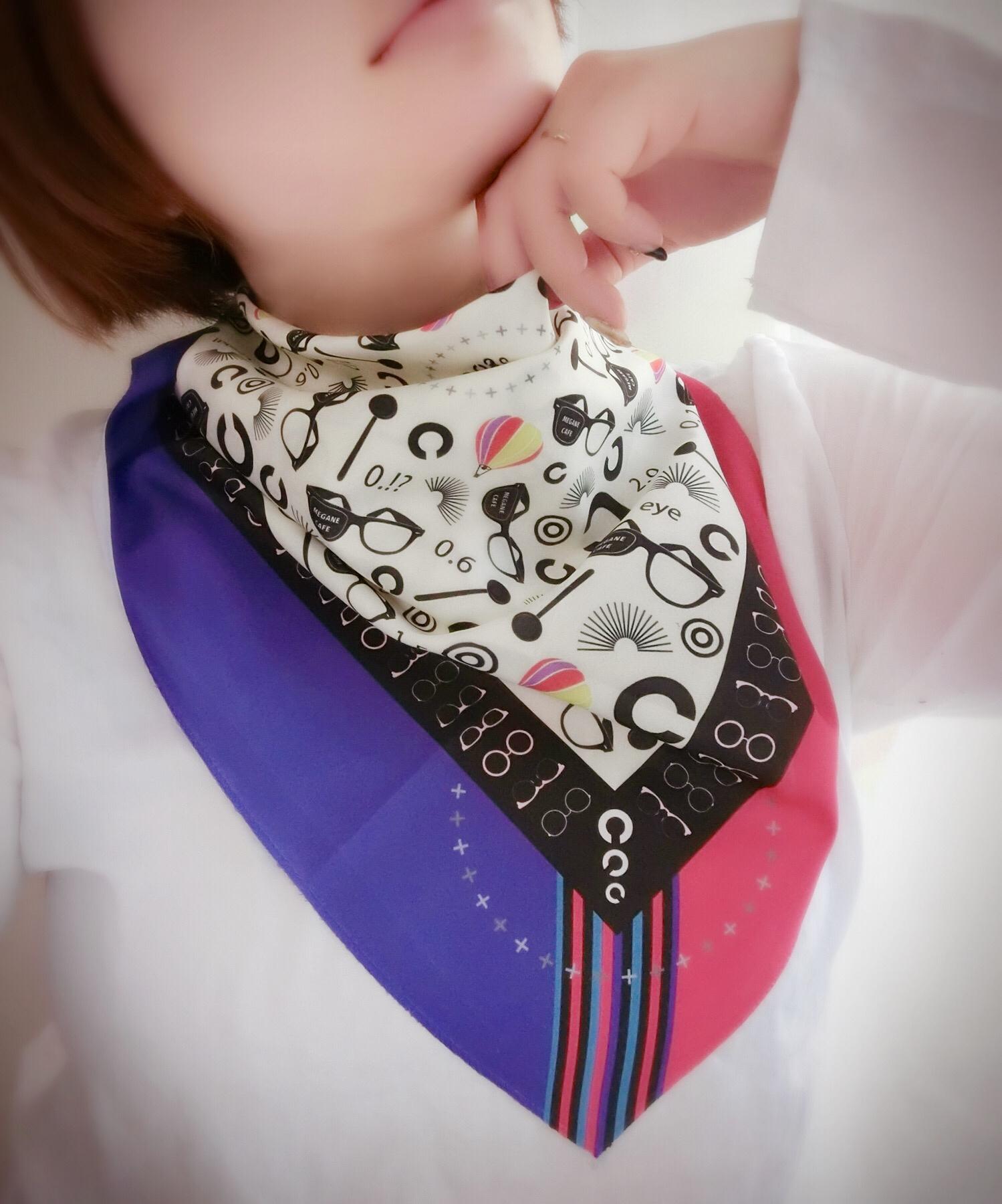 【送料無料キャンペーン】メガネスカーフ。