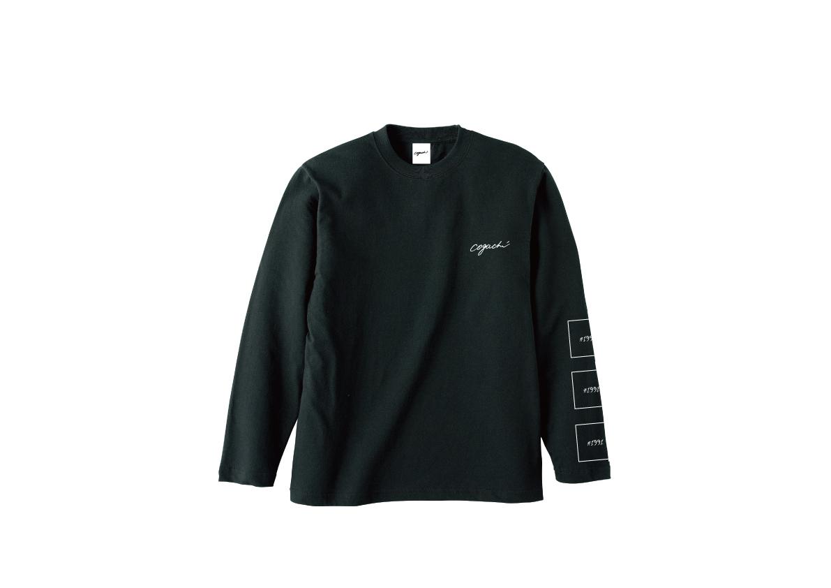 1991 Long T-shirt(blk/wht)