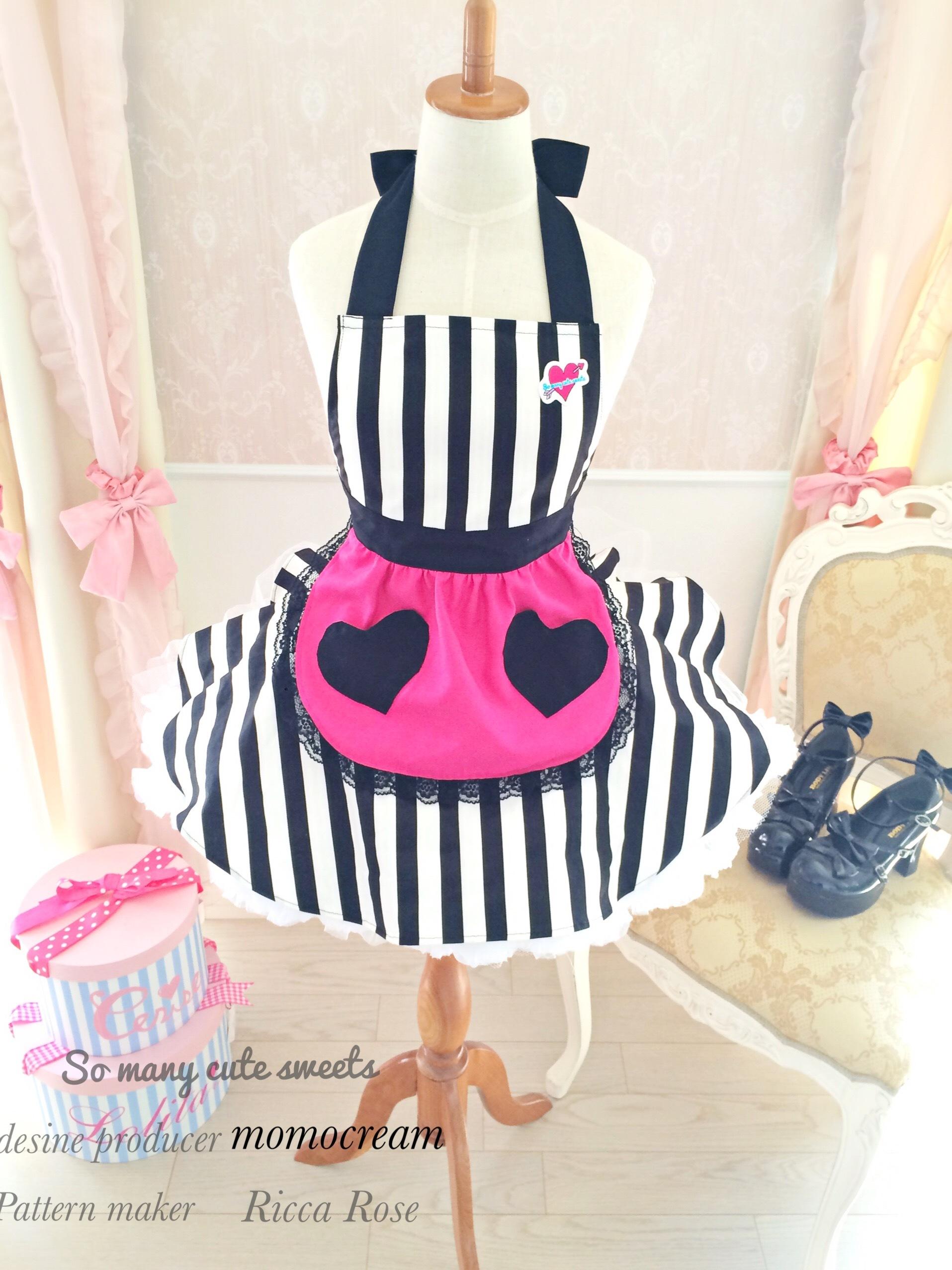 【Sale】pretty lady apron