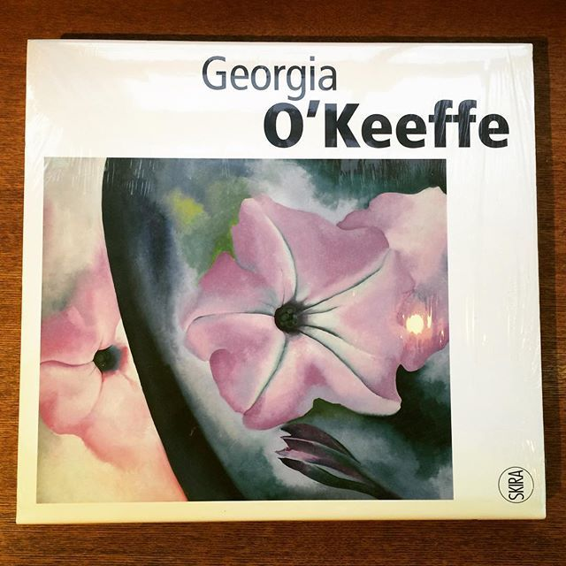 画集「Georgia O'Keeffe: Life & Work」 - 画像1