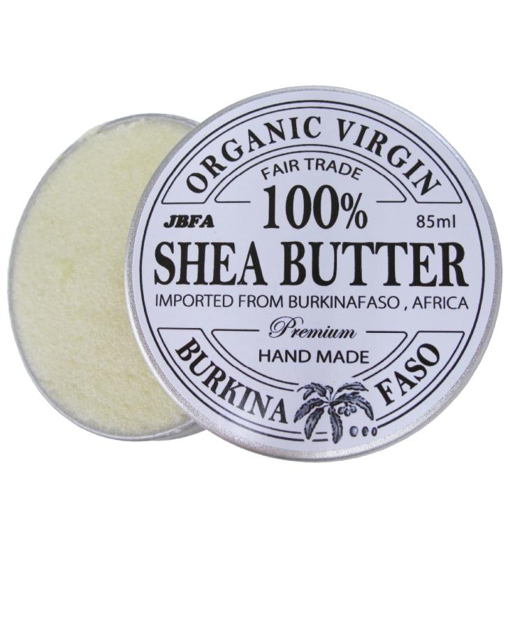 organic virgin shea butter large - 画像3