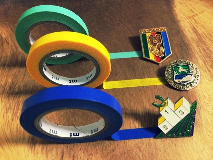 6mm masking tape