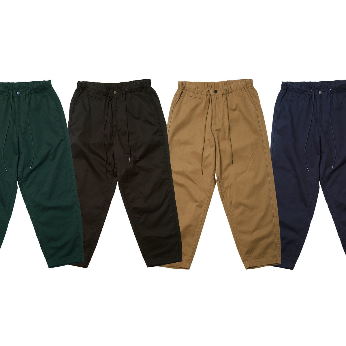 【Evisen Skateboards ゑ】EASY AS PIE PANTS