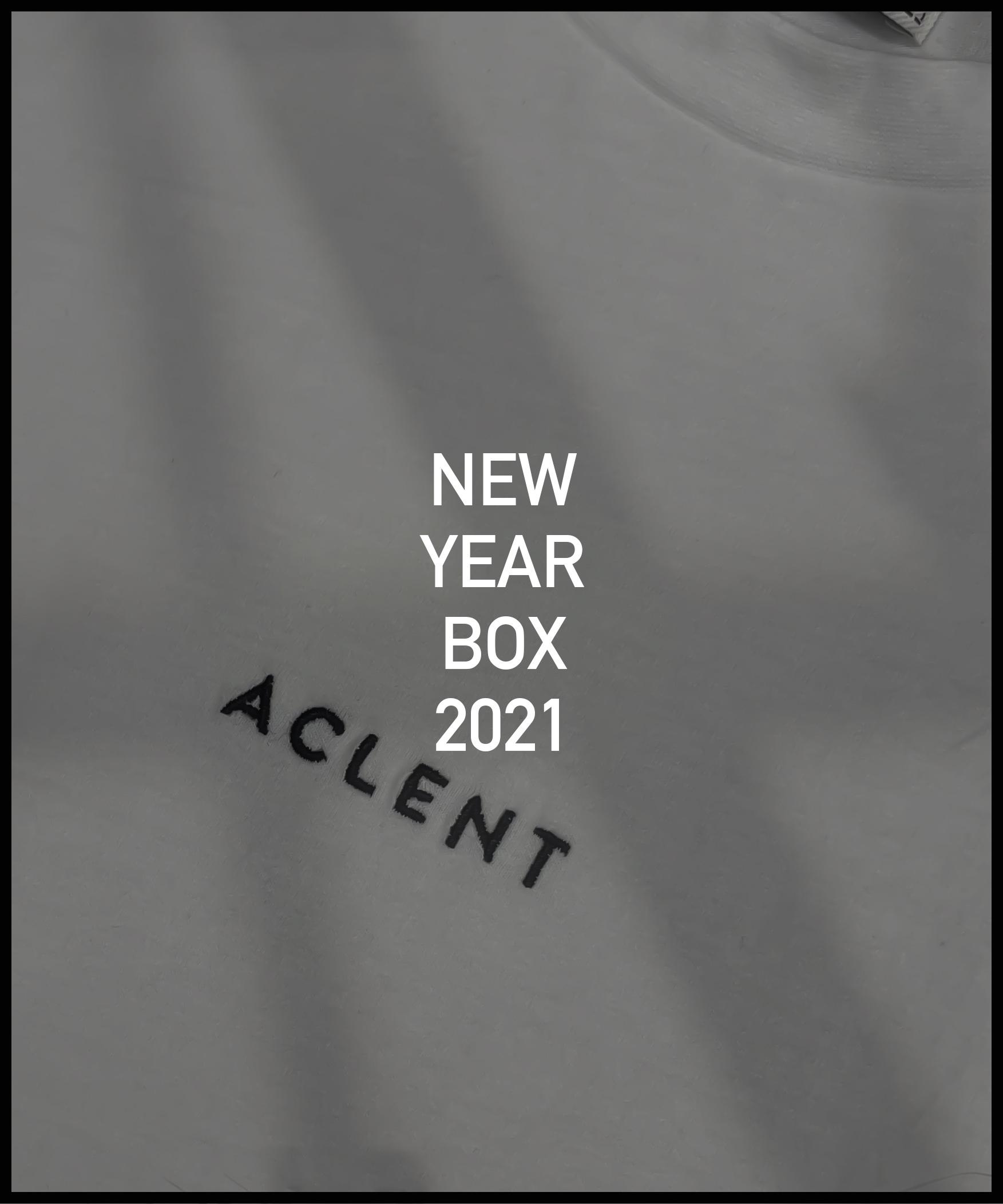 NEW YEAR BOX 2021