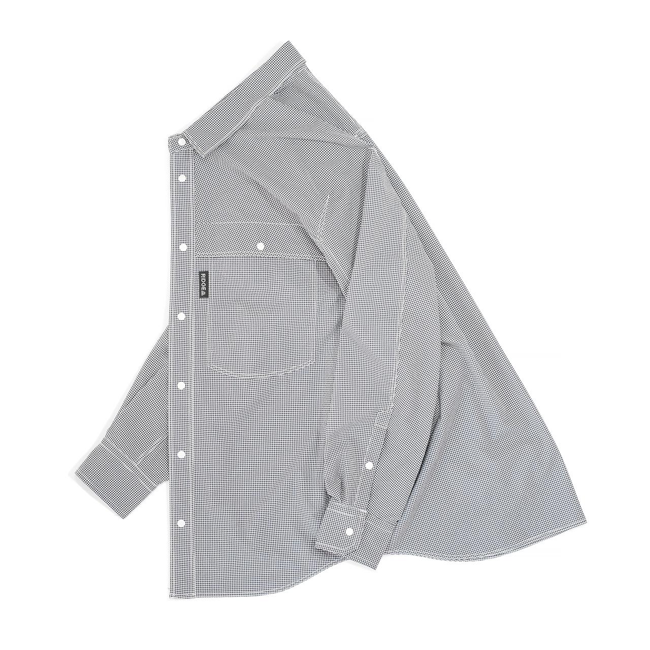 Big Pocket Long Sleeve Shirt (開発中)