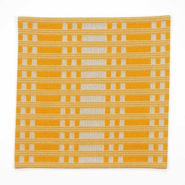 JOHANNA GULLICHSEN Puzzle Mat 3 Tithonus Yellow