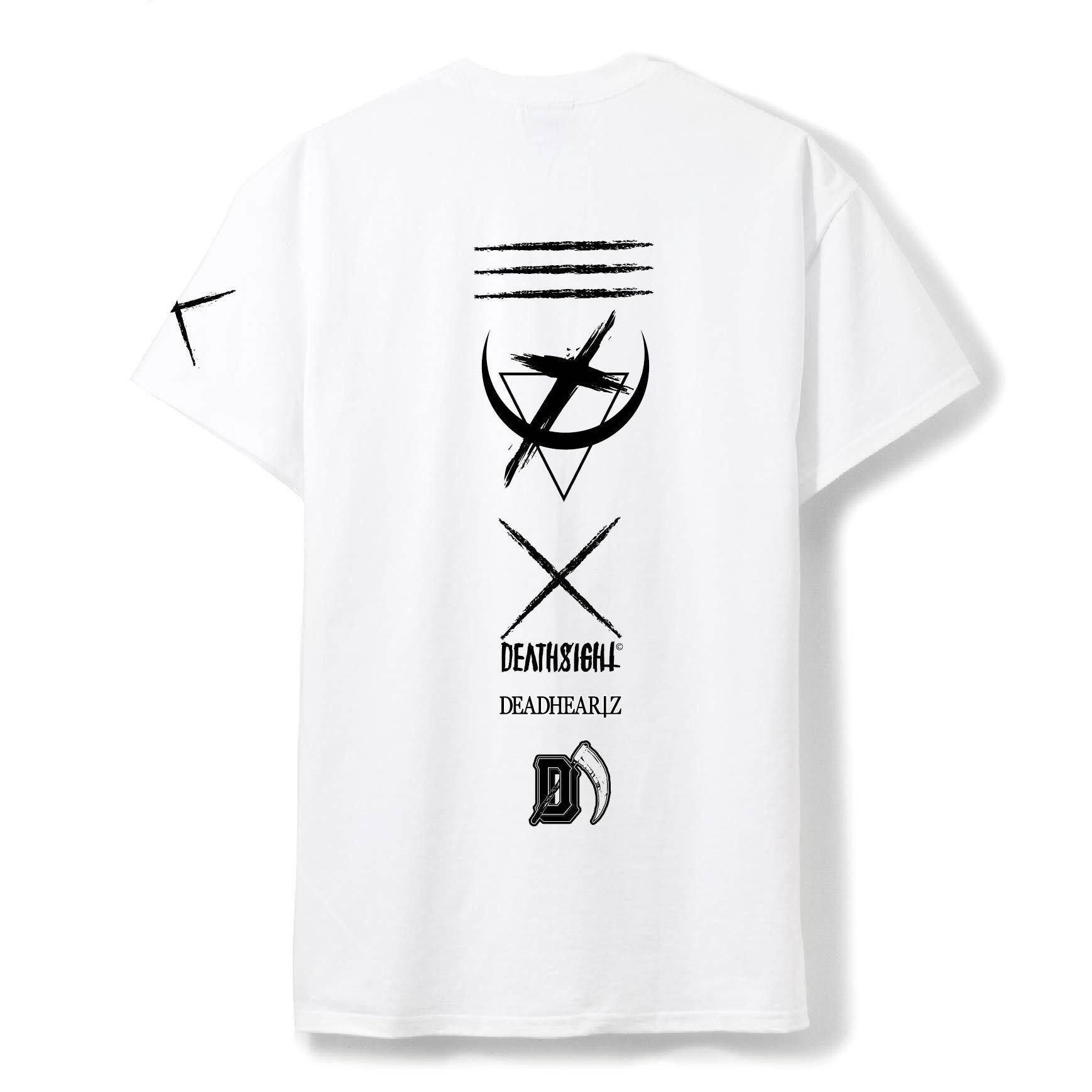 x DEADHEARTZ Tees / WHITE - 画像2