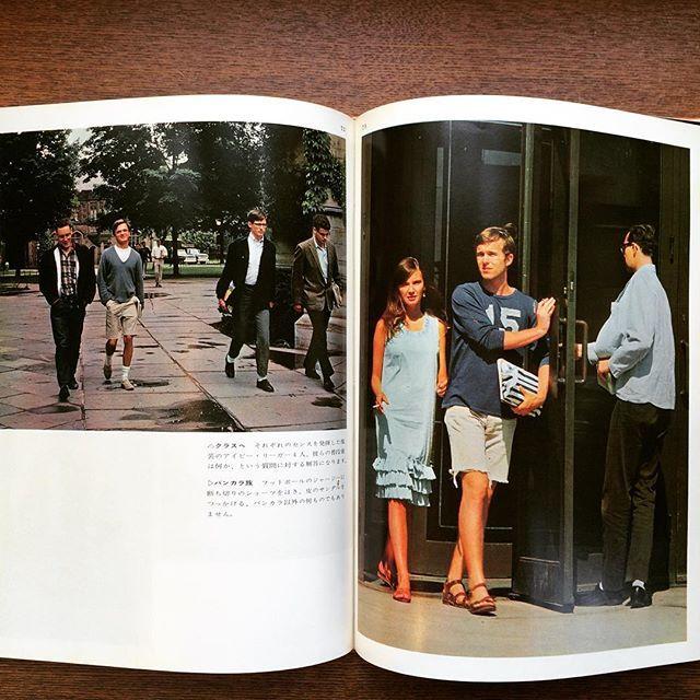 アイビーファッションの本「TAKE IVY 復刻版/林田昭慶、くろすとしゆき、石津祥介」 - 画像2