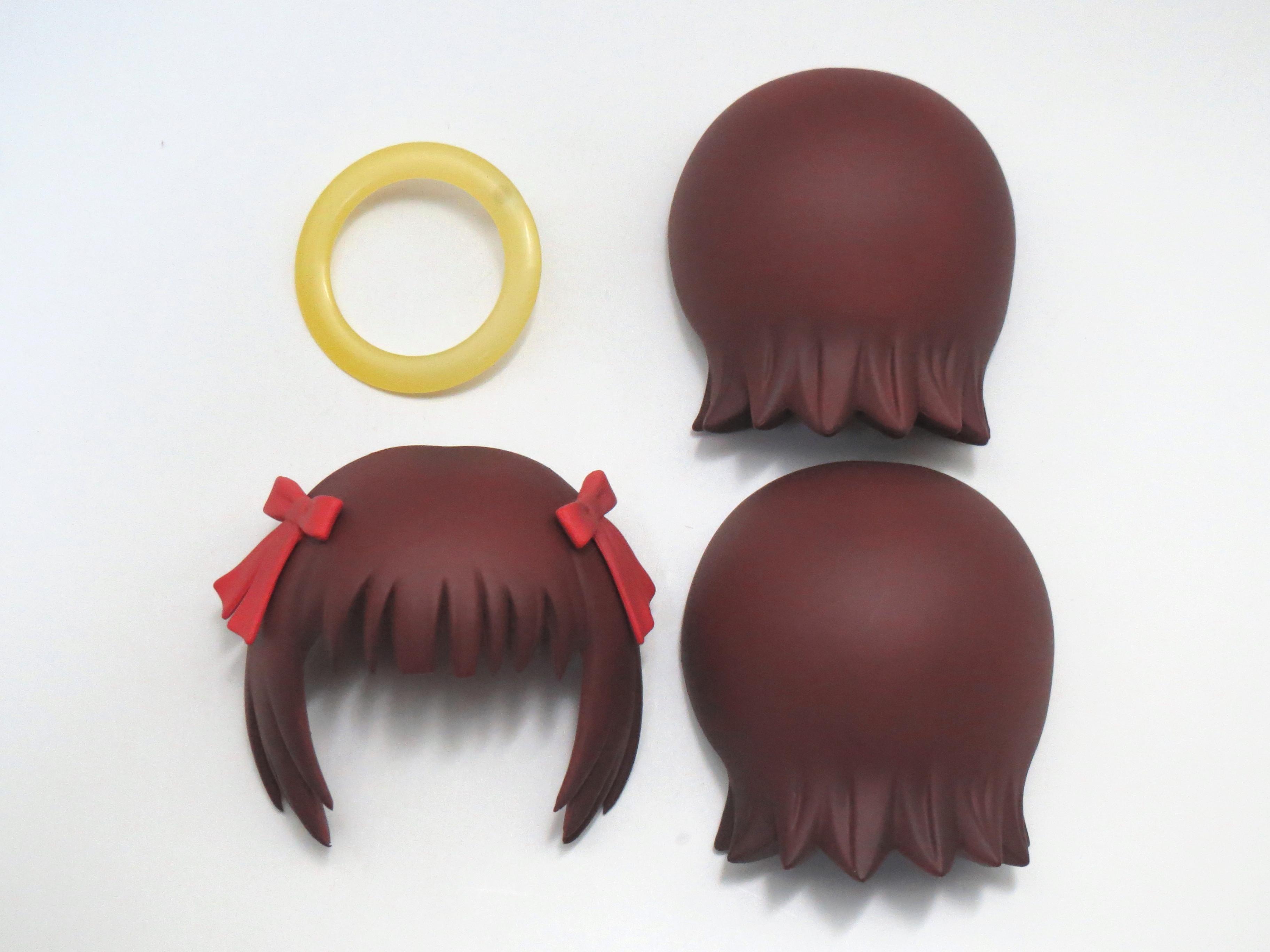 【01】 天海春香 髪パーツ ショート キューポッシュ