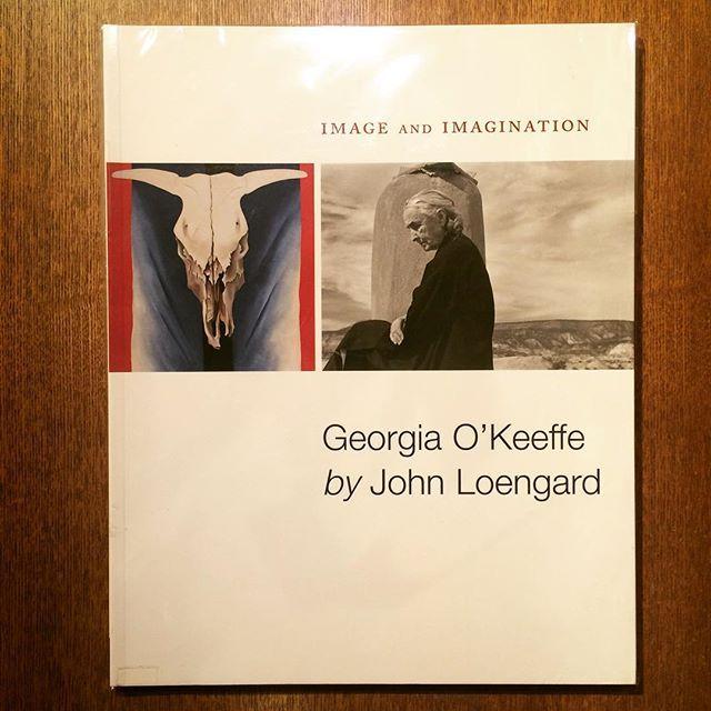 写真集「Image and Imagination: Georgia O'keeffe/John Loengard」 - 画像1