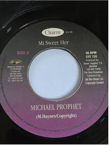 Michael Prophet(マイケルプロフェット) - Mi Sweet Her【7'】