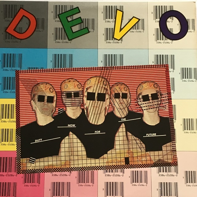 【LP・米盤】Devo / Duty Now For The Future